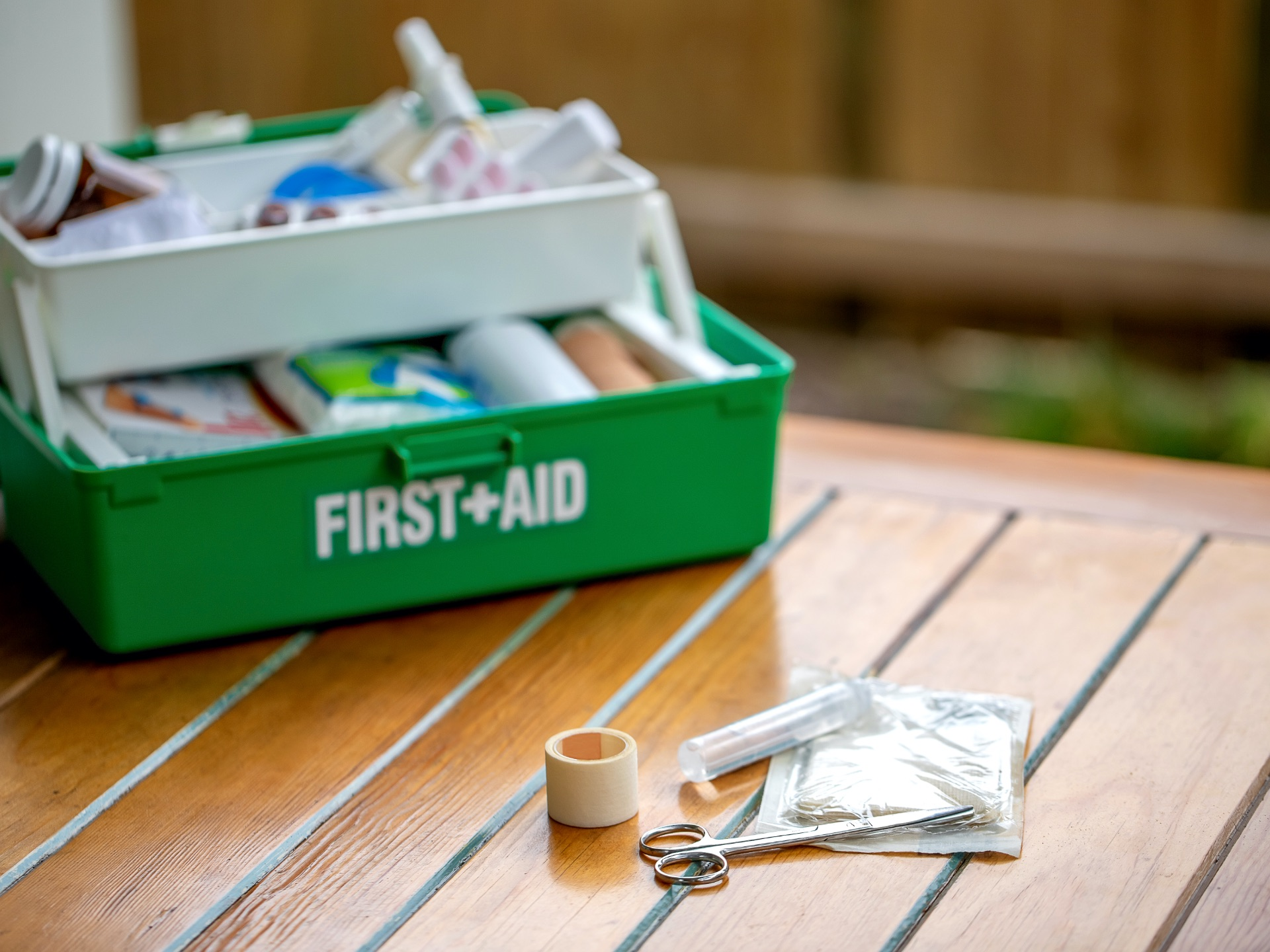 Emergency First Aid Course