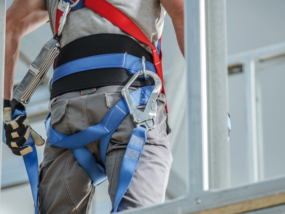 Safety Harness Training - ProRisk Safety Management Limited